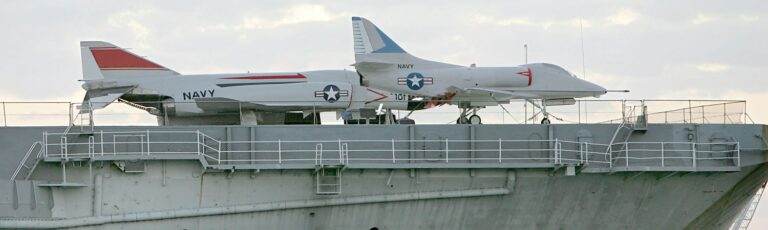 AGM discussed supplying parts to the Gerald R. Ford aircraft carrier