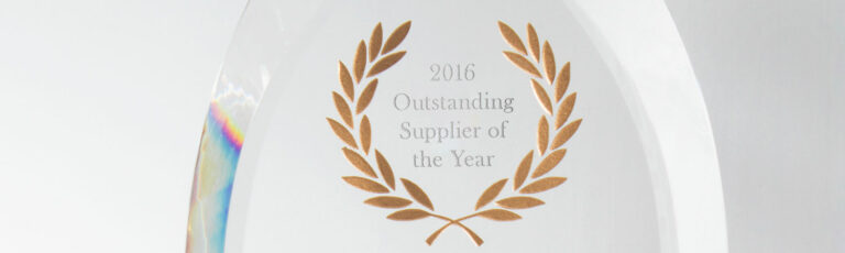 AGM Initiates a Supplier of the Year Award Program