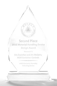 AGM's 2nd Place Award for NIPHLE Design