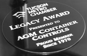 AGM's Legacy Award