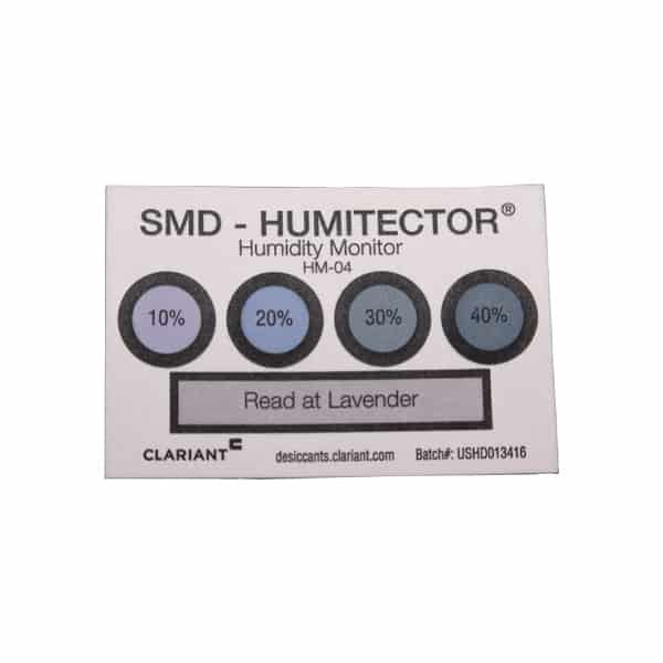 Reversible Humidity Indicator SMD-Humitector