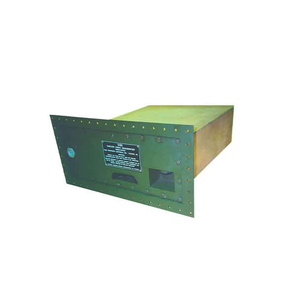 Shelter Static Dehumidifier Horizontal Unit