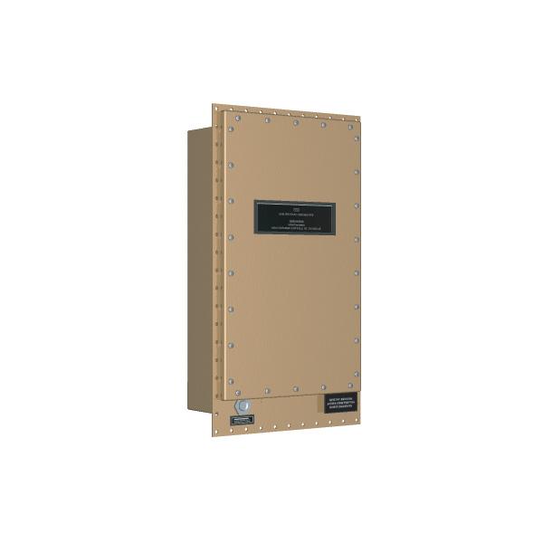 Shelter Static Dehumidifier Vertical Unit