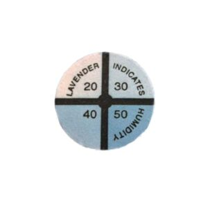 TA356-HC-2345P Pie Sector Humidity Indicator Disc