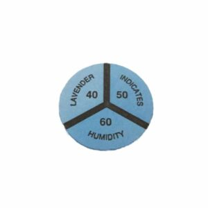 TA356-HC-456P Color Change Humidity Indicator Disc