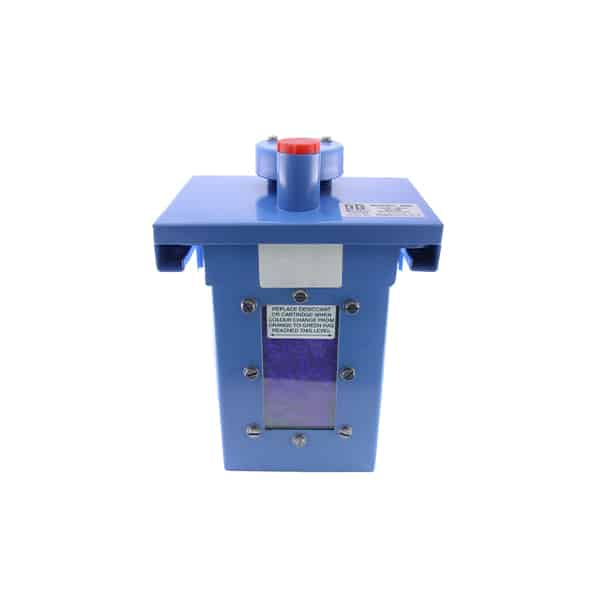Tank Vent Dryer (Floor and Wall Mounted units are supplied empty)