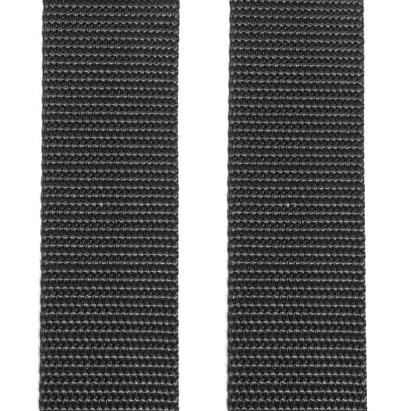 """W601-BK 1.5"""" Tie Down Webbing"""