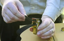 Step 2 how to thread over-center tie down buckles